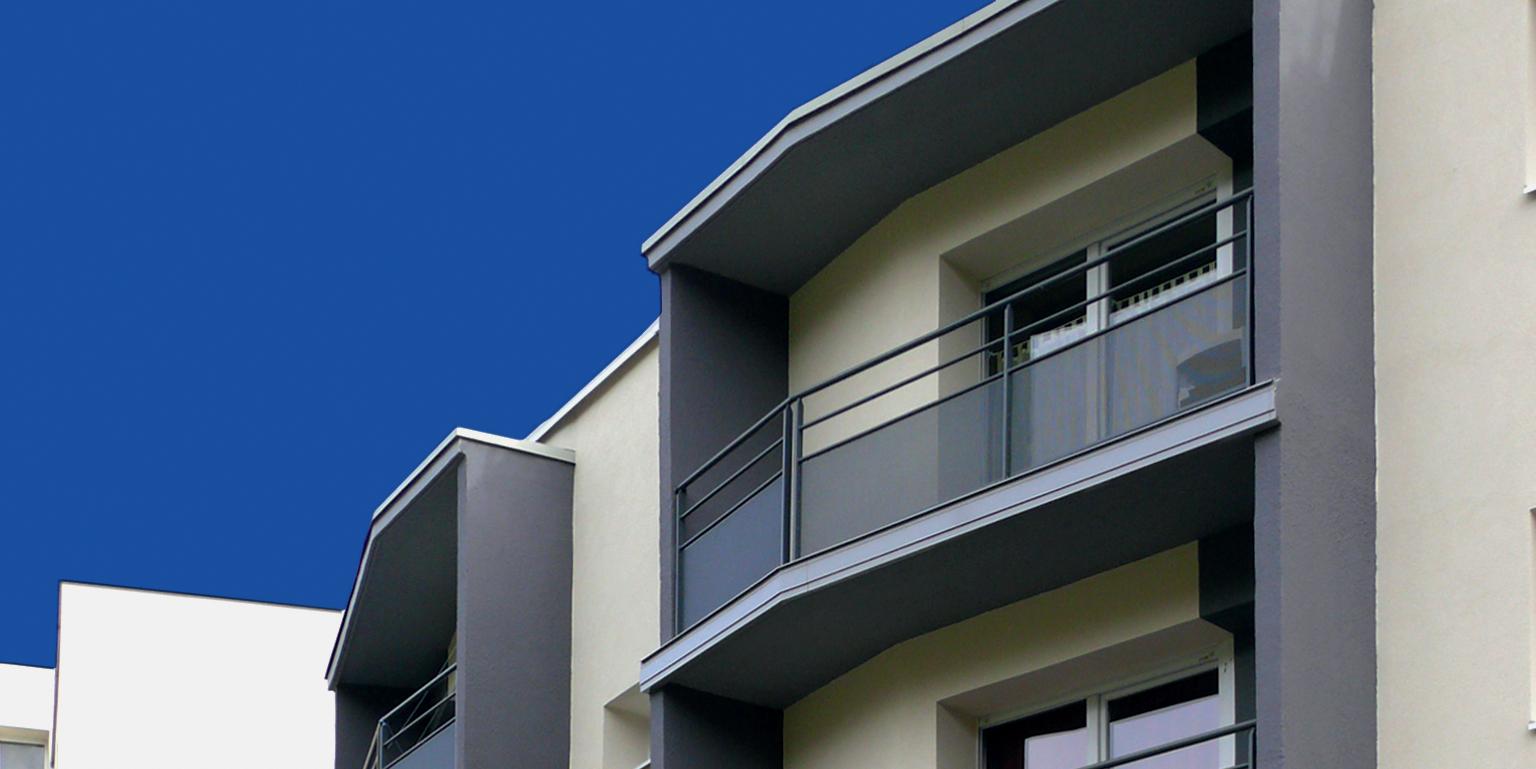 dani alu dallnet nez de dalle protection des nez de balcon. Black Bedroom Furniture Sets. Home Design Ideas