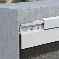 Systèmes de solins en aluminium