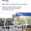 Barrial autoporté premium